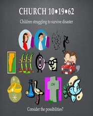 CHURCH 10●19●62 front cover