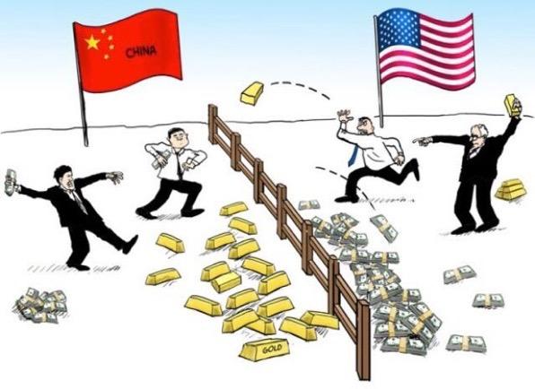 Goldtradewar